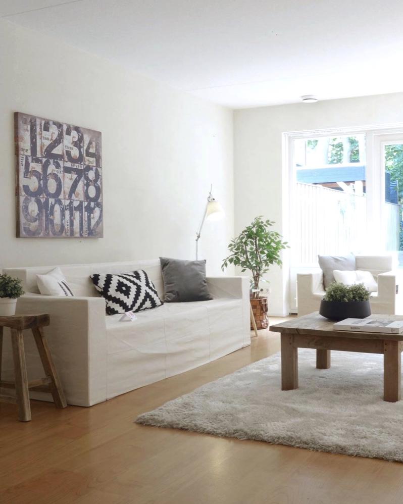 location de meubles en carton pour les promoteurs immobiliers