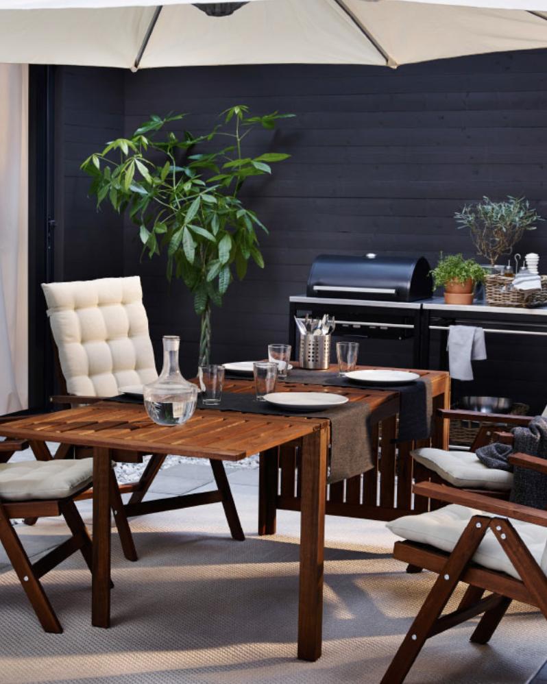location de meubles avec terrasse pour les promoteurs immobiliers