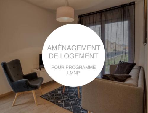 Aménagement de logement pour programmes LMNP